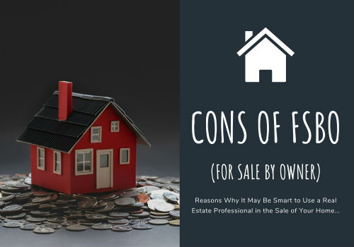 Cons of For Sale By Owner (FSBO) in Saskatoon, Saskatchewan